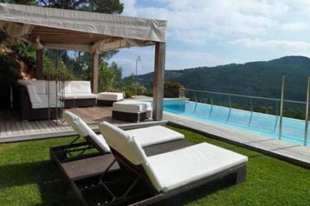 Sa Riera: villa exclusive avec piscine privée et vue sur la mer